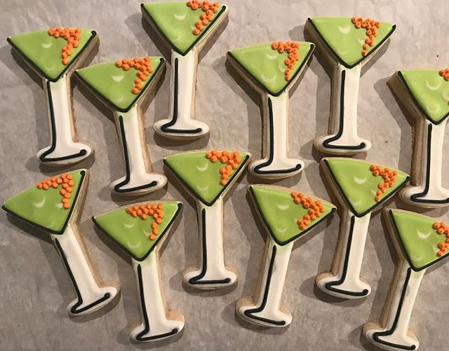Potion Martinis