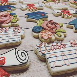 Graduation Cookies 2019 ._._._