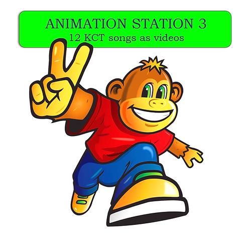 Animation Station - Set 3 (12 videos)