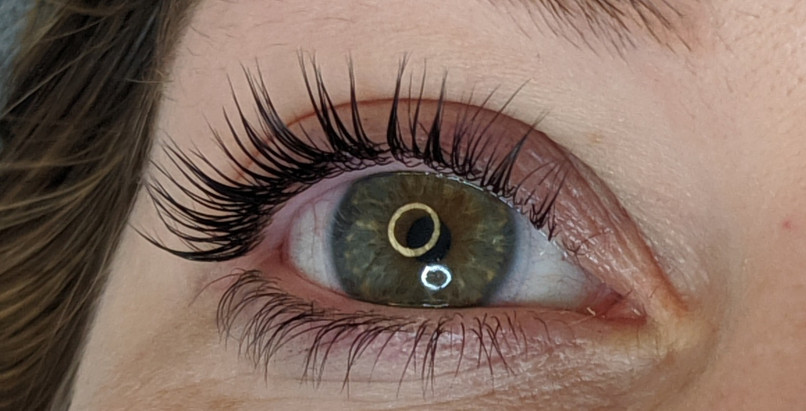 Keratin Lash Lift and Tint -Sandringham-