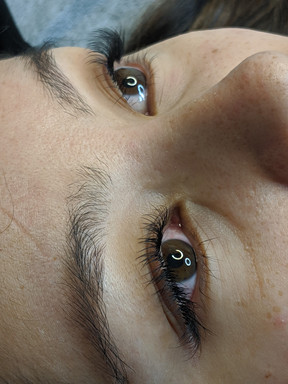 Classic Lash Extensions At Beyond Lashes