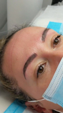 Micro-shade at Beyond Lashes And Brows