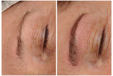 before and after microblading_feathering
