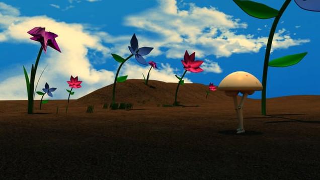 Earth Mushrooms Don't Dance
