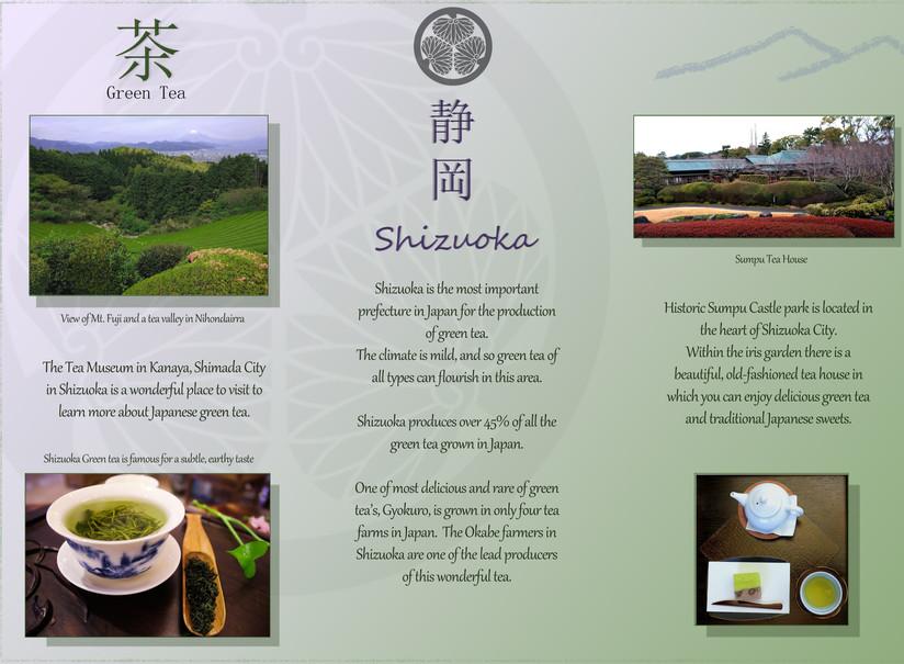 Shizuoka Travel Tea