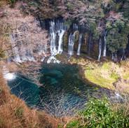 Fujinomiya Waterfall