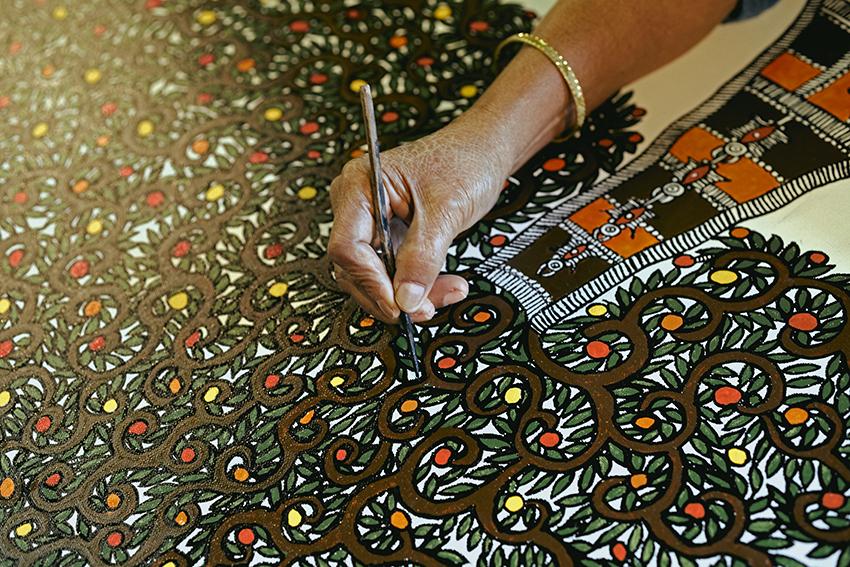 Mithila Painting_11