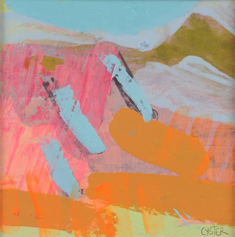 'Mountian sky' 2009