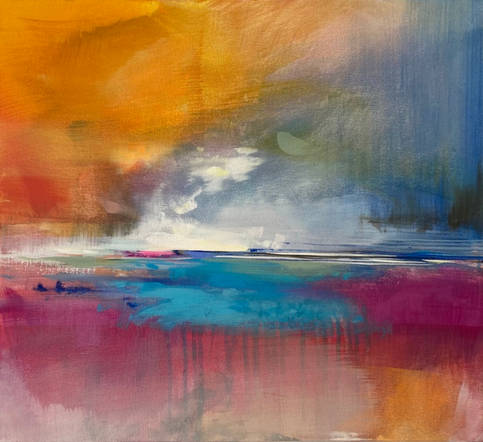 'Tomorrow Beckons' 2        (SOLD
