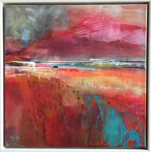 'Sea Salt Sunset' 2018
