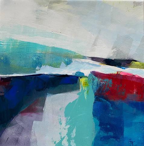 'Fast Falls The Evening Tide' 1.    £850