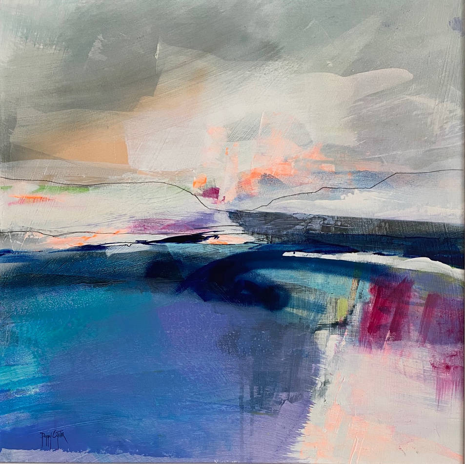 'Halcyon Bay' 2018 (SOLD)