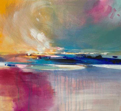 'Tomorrow Beckons' 1       (SOLD)
