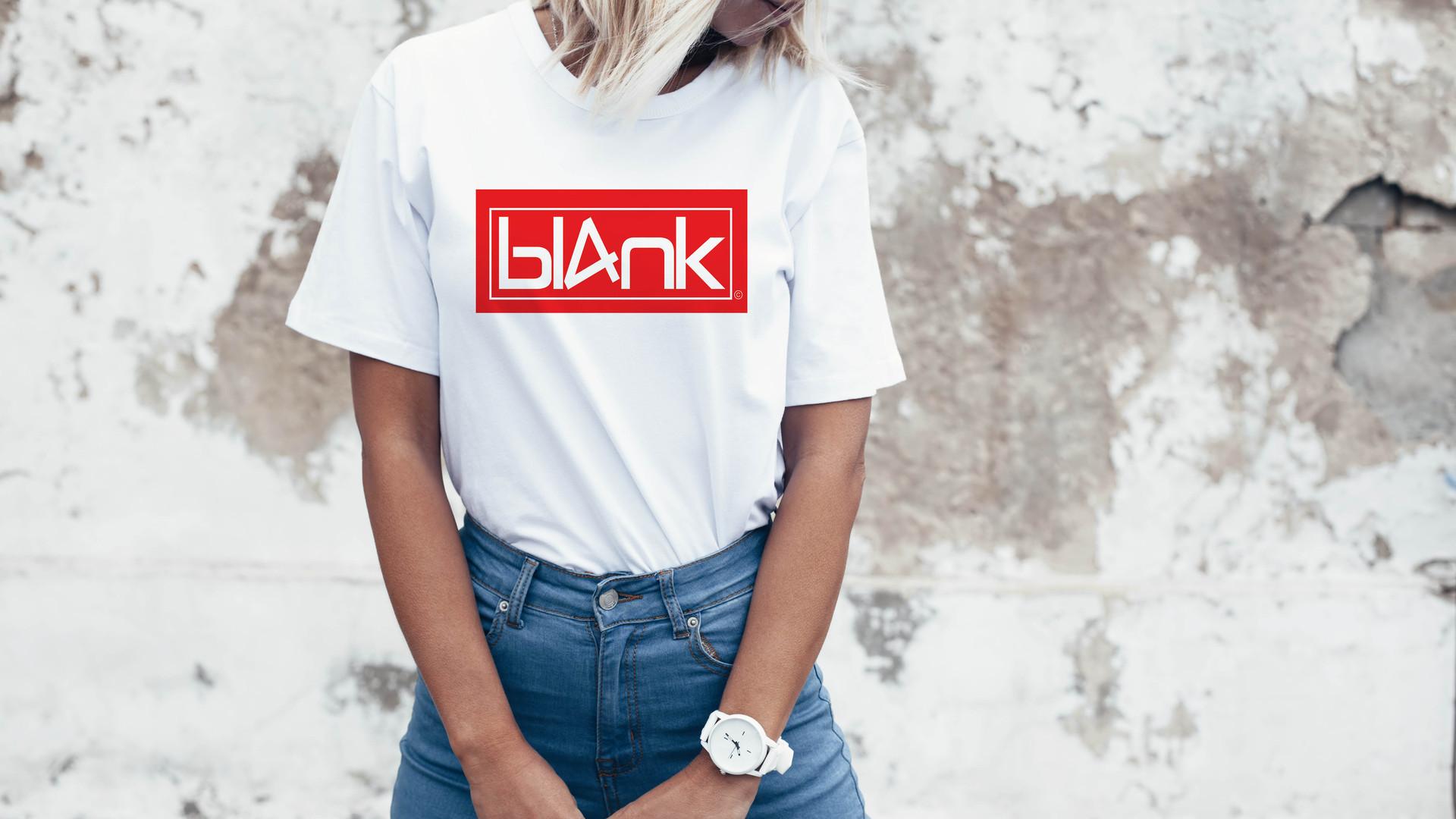 bl4nk red box logo