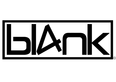 bl4nk clothing brand logo - fresh new clothng brand 2019