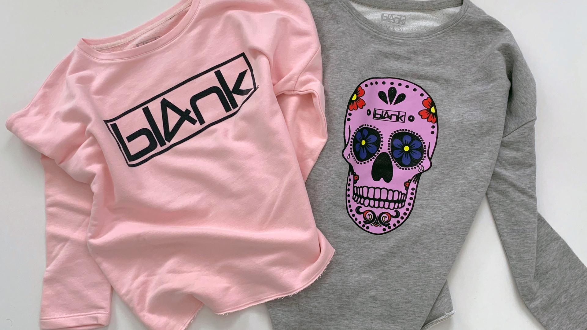 bl4nk womens sweatshirts
