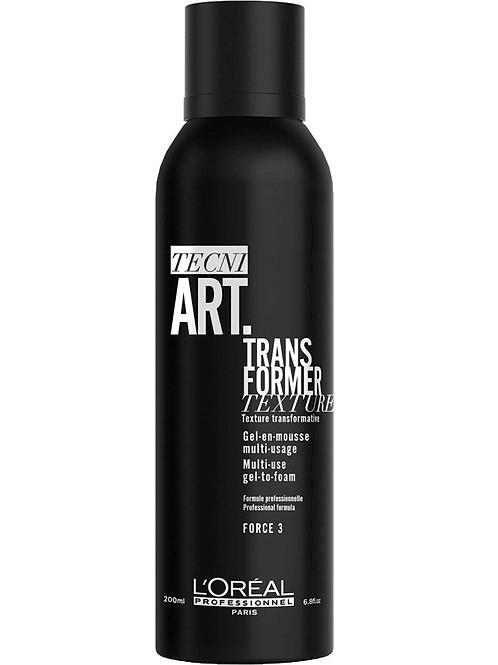 Transformer Texture Gel