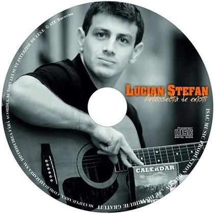 Lucian Ștefan - Antecolecția de emoții