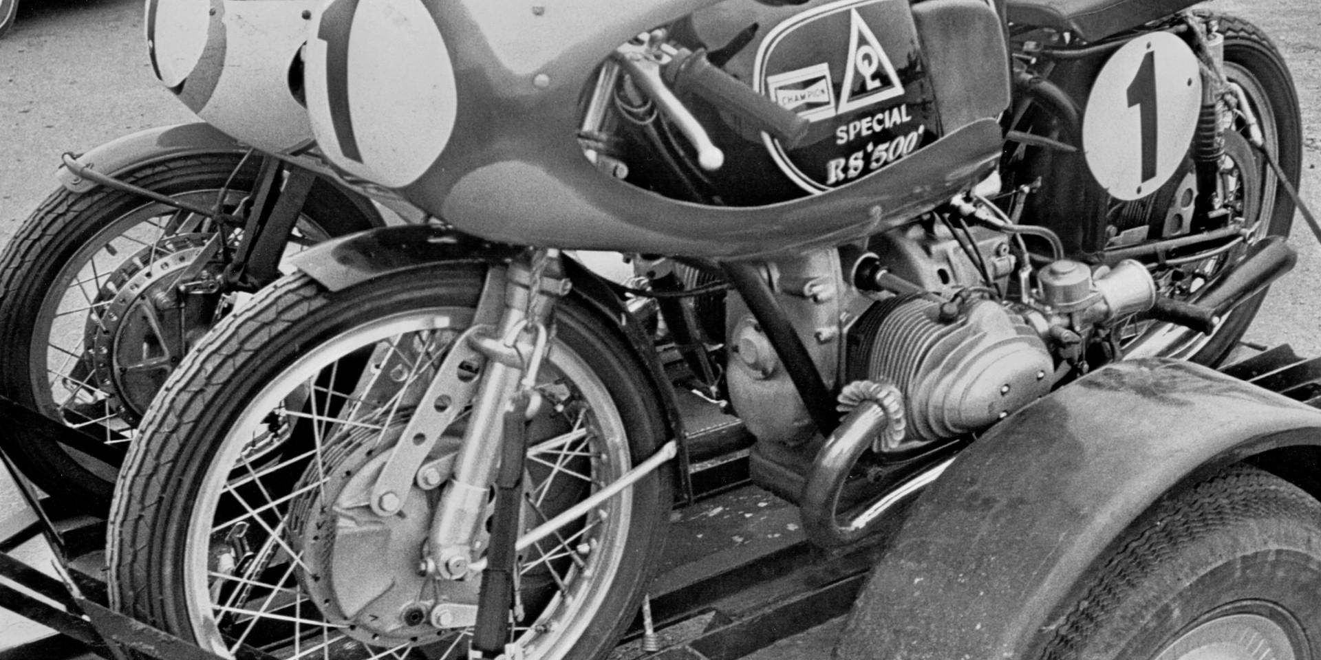 Mosport 1969 (#1 Plate)