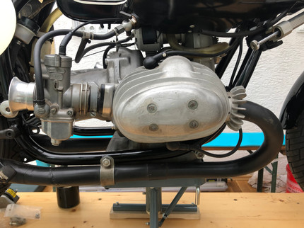 Rigth Motor