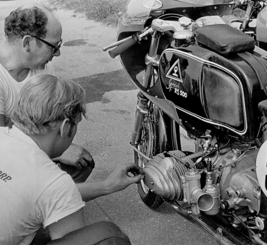 Mosport July 1968
