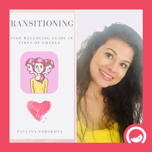 Healing session + E-book Transitioning - 9-Step Wellbeing Guide .pdf