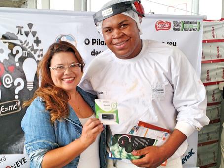 FlexComp na Feira do Conhecimento Nestlé 2016!