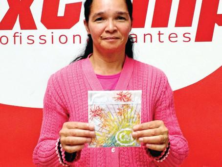 Ganhadora do Prêmio Maio/2016