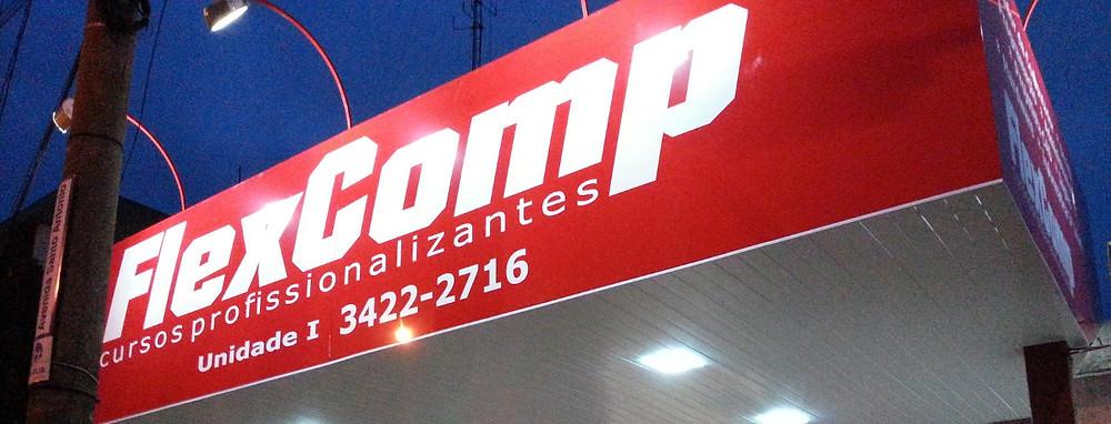 Fachada FlexComp Cursos