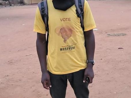 Dismissing the NRM propagandists.