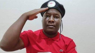 Breaking news   Fred Kajjubi Lumbuye aka Chemical Ali