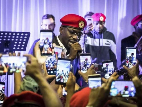 Kamuli Based DJ arrested for playing Bobiwine songs.