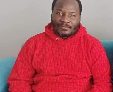 Fred Kajjubi Lumbuye Photos after being released from Jail.