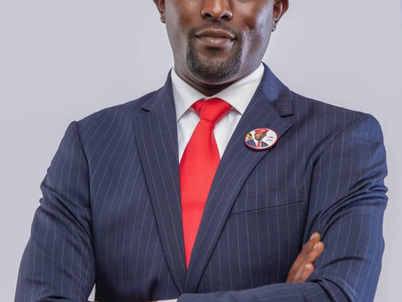 NUP/People power Unveils Deputy Spokesperson.