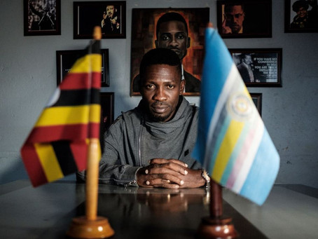 REVISITING THIS POWERFUL INDEPENDENCE MESSAGE FROM BOBIWINE HE SENT TO YOUNG UGANDANS FOUR YEARS