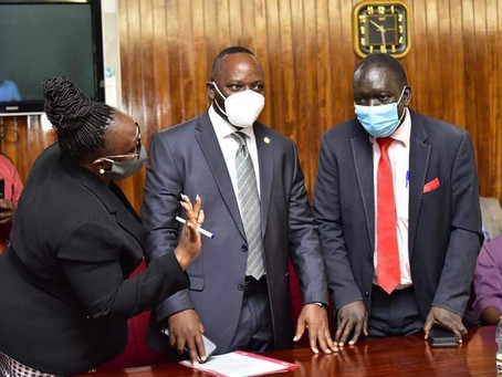 Uganda Opposition Mps have resolved NOT to be part of the next Parliamentary sittings