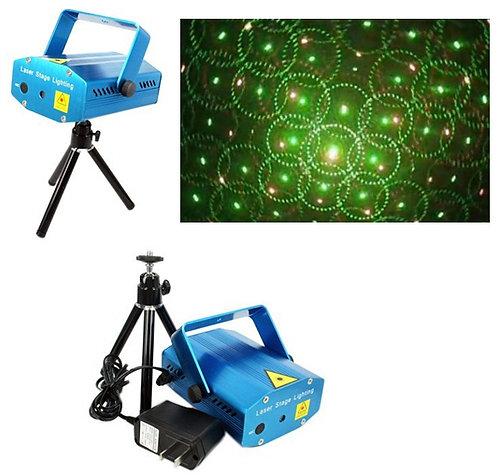 AixiZ nebula mini laser show red green [AIX-MLS-2]