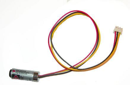 780nm 50mW TTL Laser Module 12x40mm