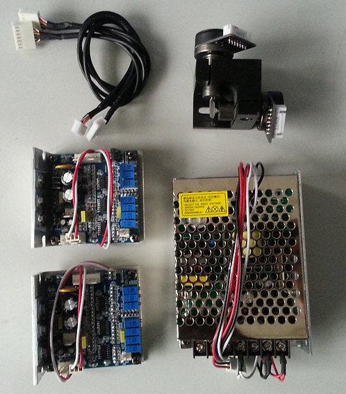 AixiZ 30K Scanner Set ILDA Ready [AIX-KK30]