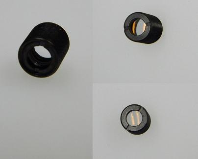 AixiZ Blue Laser Glass Lens for 405-455nm [AD-9GL-BL]