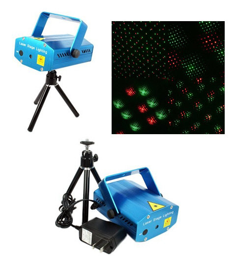 AixiZ mini laser show red green [AIX-MLS-1]