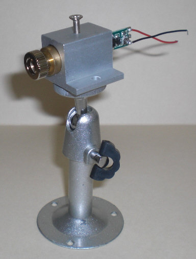 AixiZ 12mm Rigid Offset Module Holder [AD-R12-FIXAR]