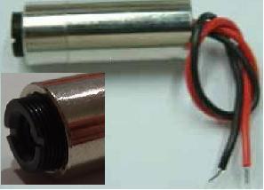 405nm 20mW Laser Module 12x30mm [AH405-201230]