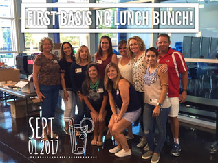 First BASIS Lunch Bunch a Flying Success!