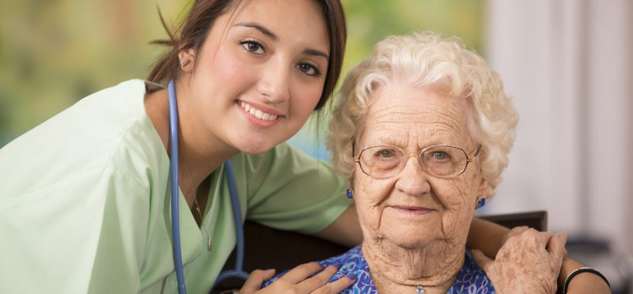 Nurse-and-Resident-Caring-iStock-6702103