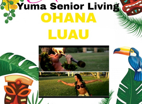 Aloha! Ohana Luau – Traditional Hawaiian Dance, Food, Drinks & Fun – Aug 17th at 7p