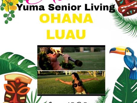 Aloha! Ohana Luau – Traditional Hawaiian Dance, Food, Drinks & Fun – Aug 17th at 7p