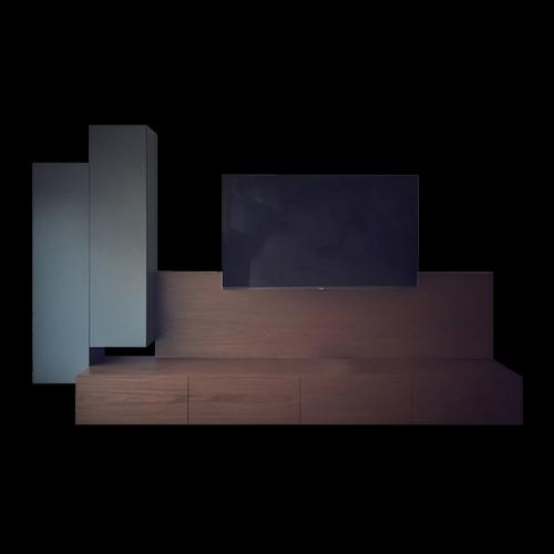 Muebles para TV | Hebrastudio | México