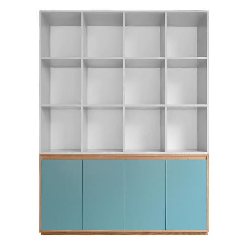 Easy bookshelf encino
