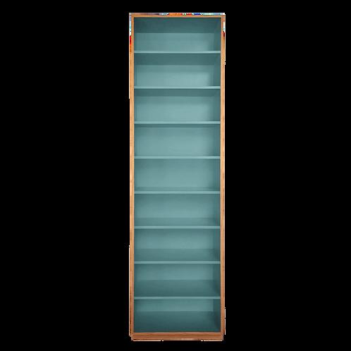 Stretch bookshelf encino